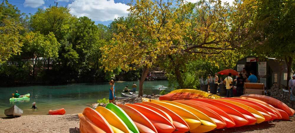 Austin might be a city, but there's plenty of parks and outdoor activities, like kayaking, swimming, hiking, and more. Looking for something else to do? Check out my guide on what to do in Austin, TX.