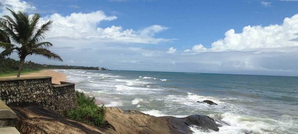 Indian Ocean at Saman Villas