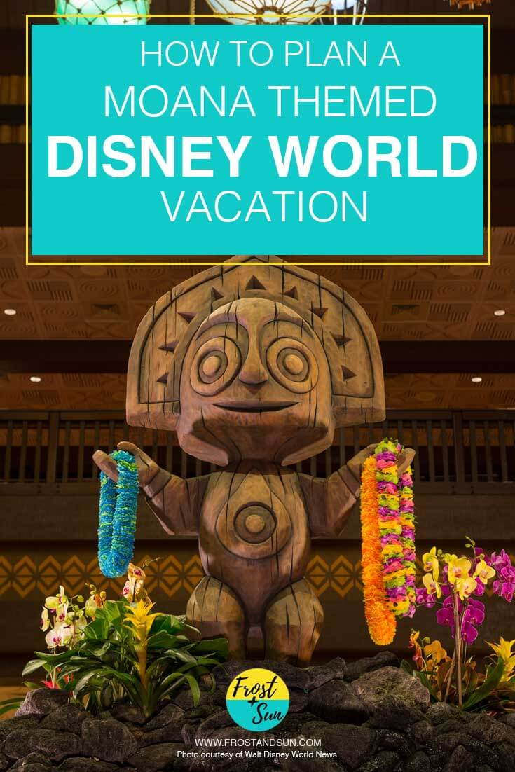 Pin Me: How to Plan a Moana Themed Disney World Vacation. Pin me if you're ready for your next Disney World adventure!