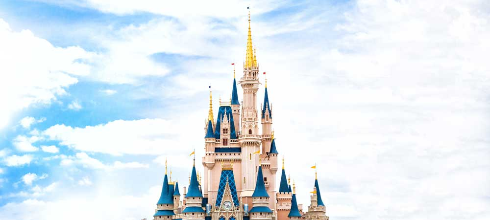 Cinderella's Castle at Disney World's Magic Kingdom