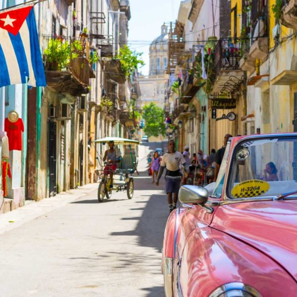 Study resistance in colorful Cuba through its films, music, stories, and scenery.