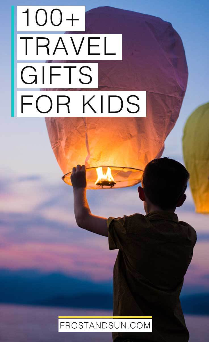 Know a kid who loves to travel as much as you? Surprise them with a travel inspiriting gift. From kid-approved luggage to pretend play, check out my guide to gifts for kids who love travel.