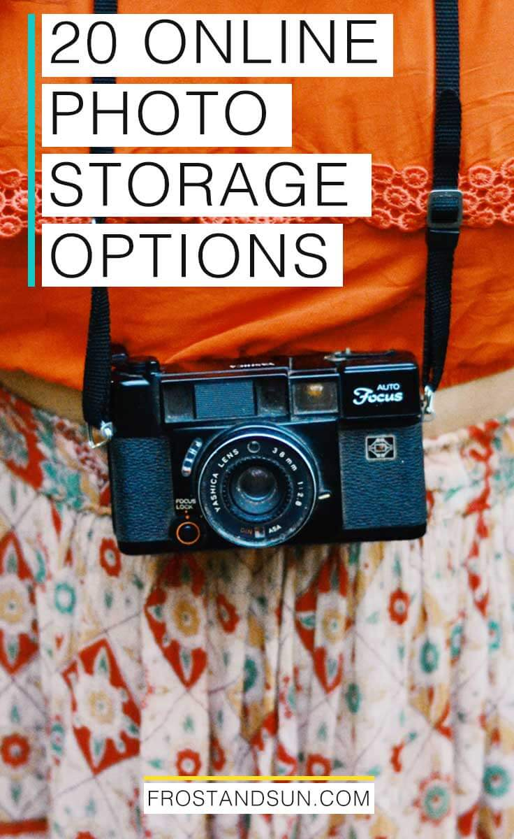 Online Photo Storage: 20 Best Sites to Back Up Photos
