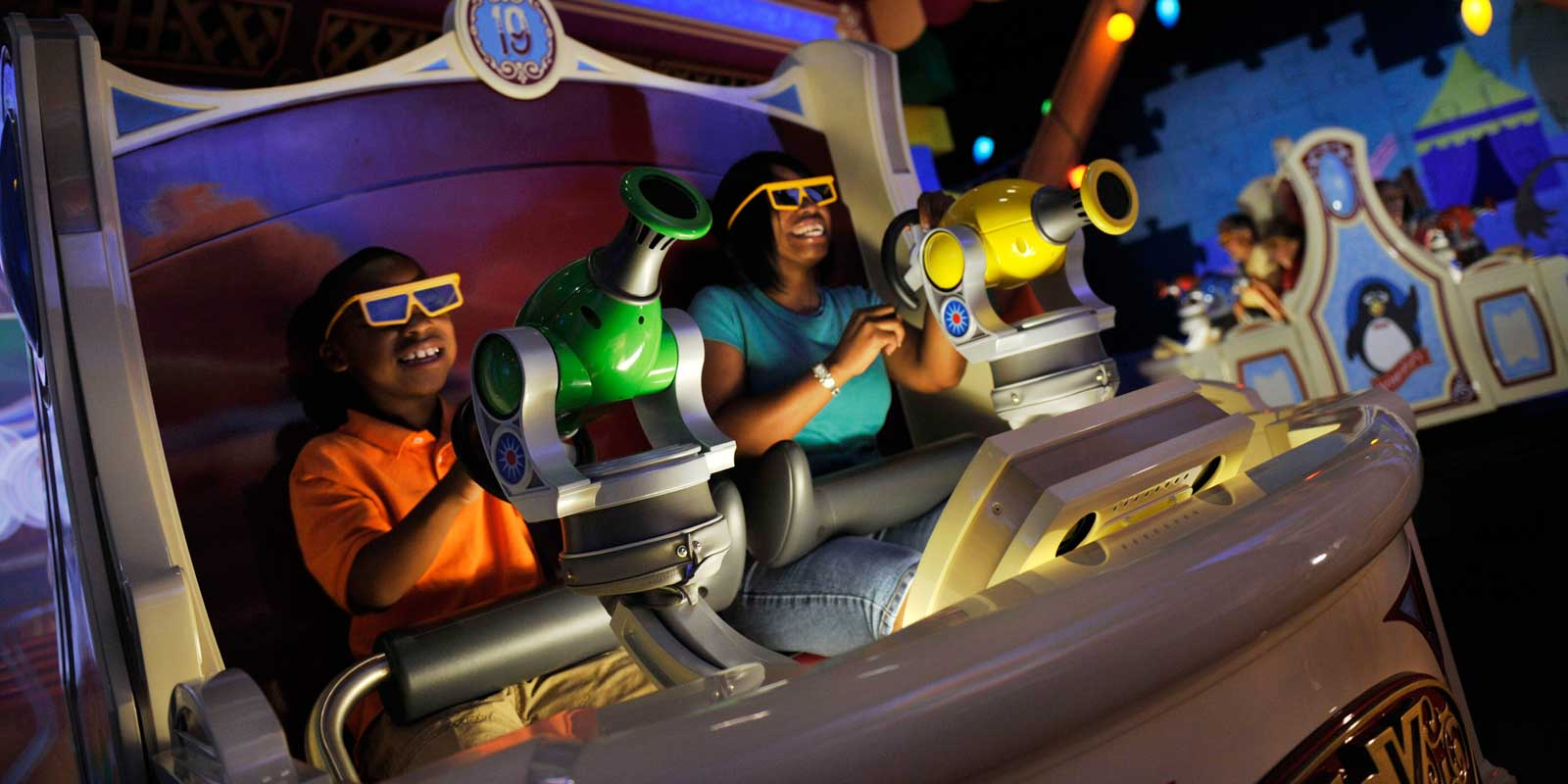 Headed to Disney World without kids? Check out my guide to Fastpasses for adults, including Toy Story Midway Mania, an epic 4-D ride/game at Hollywood Studios.