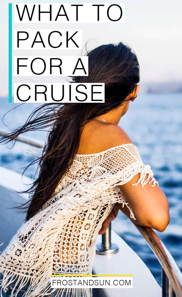 Cruise Packing Tips: What to Pack for a Cruise