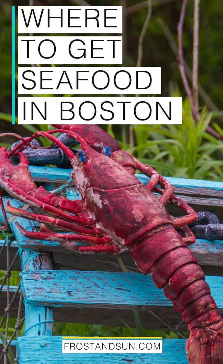 Where to Get the Best Seafood in Boston