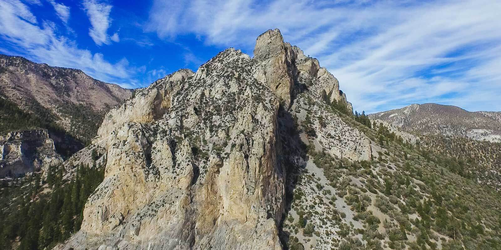 Landscape photo of Mount Charleston in Nevada