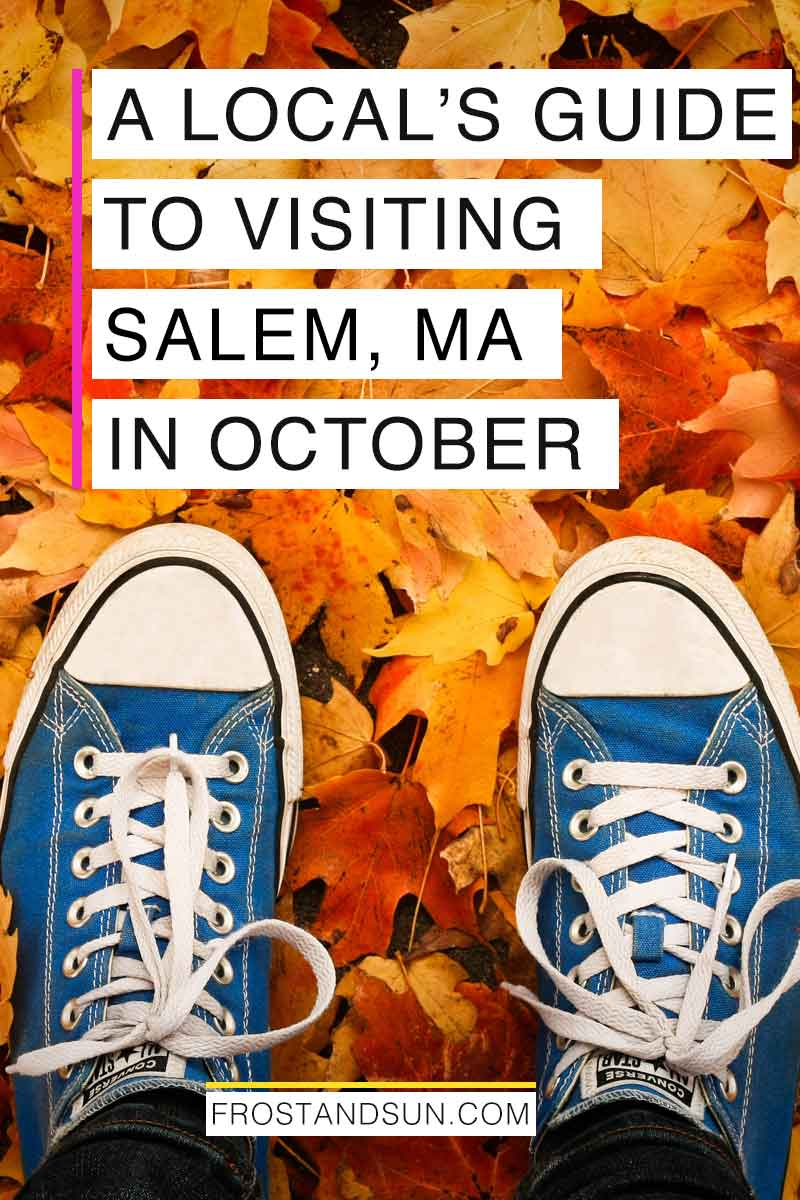 Plan the ultimate getaway for Halloween with my local guide to visiting Salem, MA in October. #usatraveltips #halloween #newenglandtravel | halloween places | scary places | halloween scary | halloween things to do
