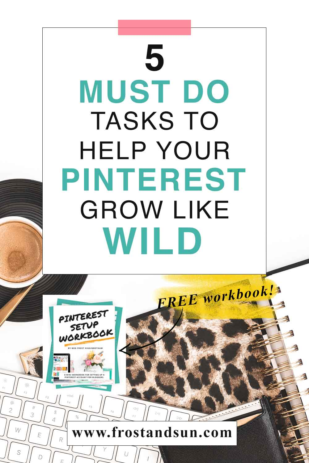How to Get 1.8 Million Monthly Views on Pinterest [+ FREE workbook]