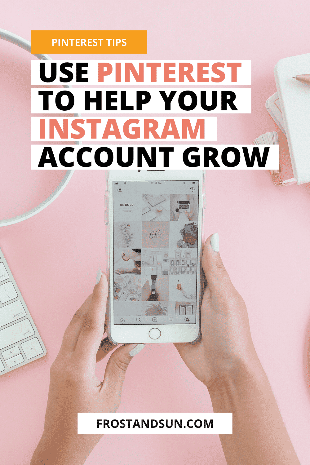 How to Connect Your Instagram to Pinterest