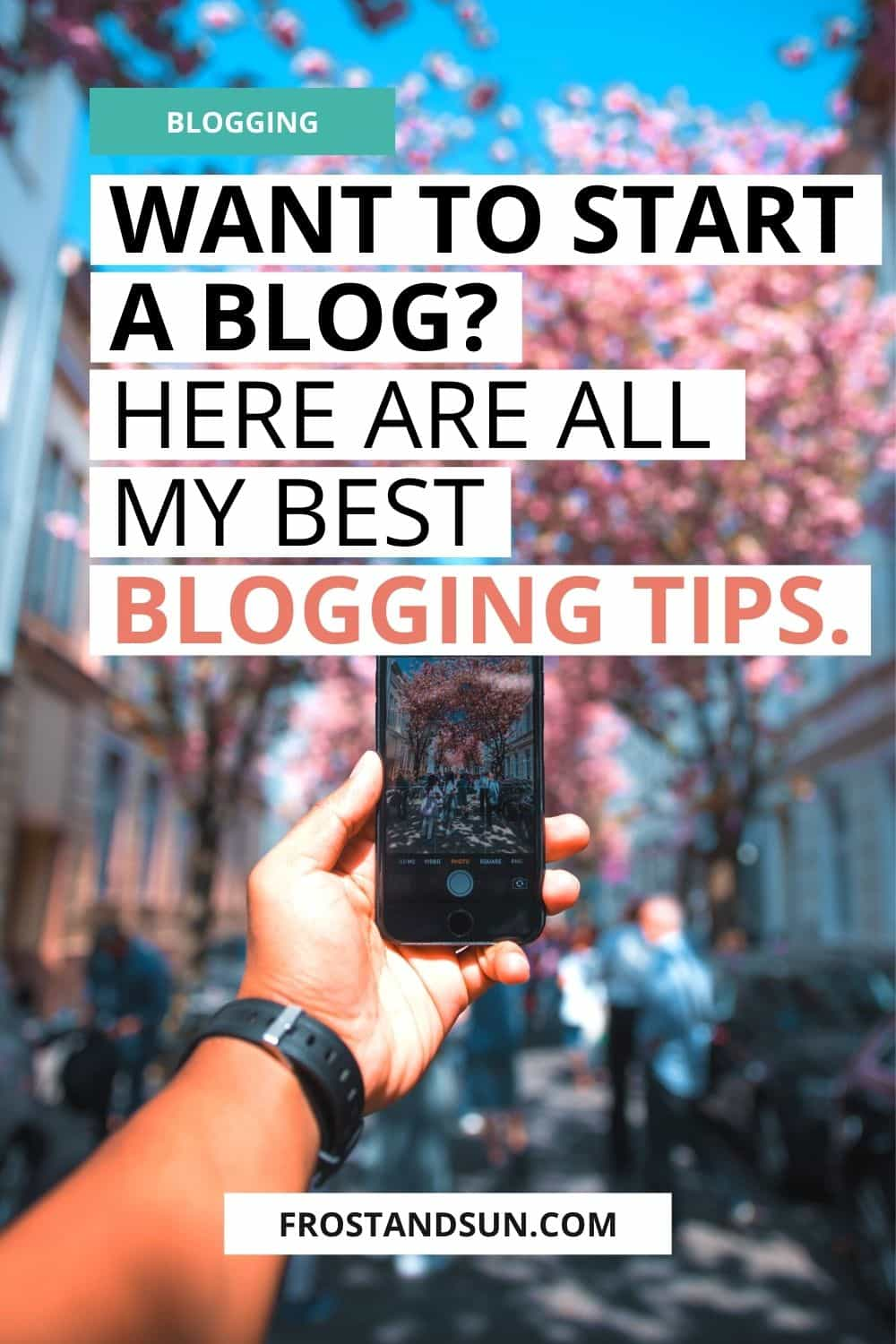 Blogging Resources & Tips