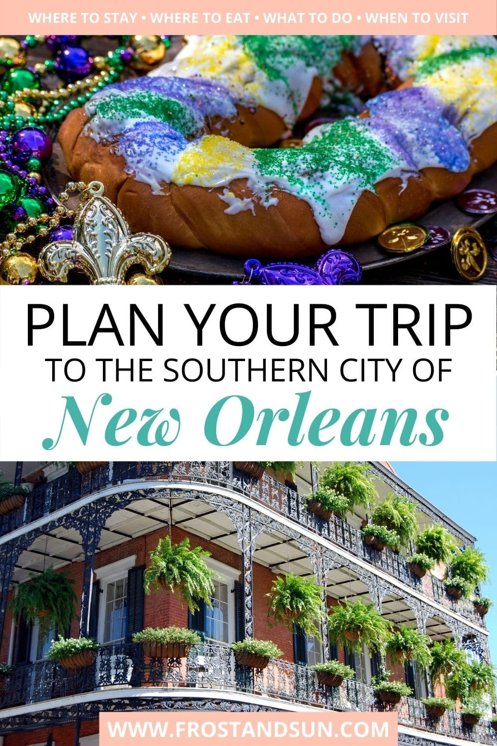 New Orleans, LA Travel Guide