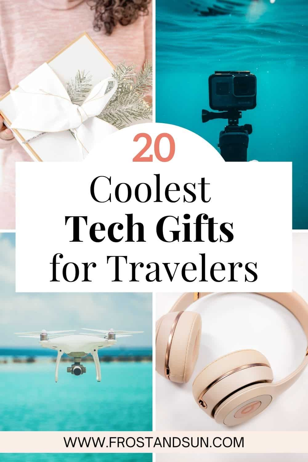 20 Coolest Travel Tech Gifts for 2021