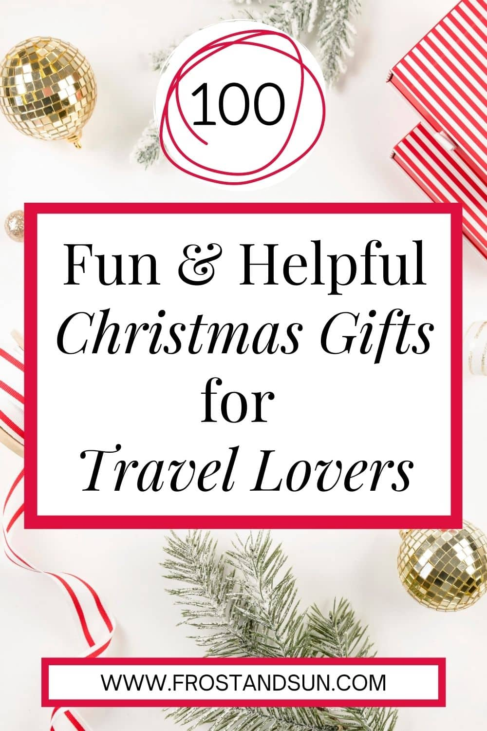 Ultimate Travel Gift Guide: 100 Best Gifts for Travelers