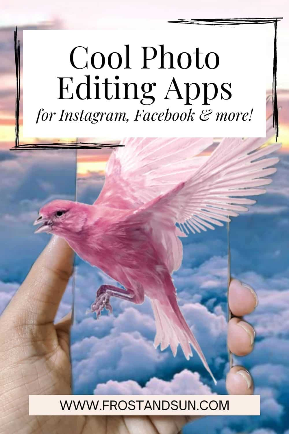 26 Photo Editing Apps for Instagram & Blogging