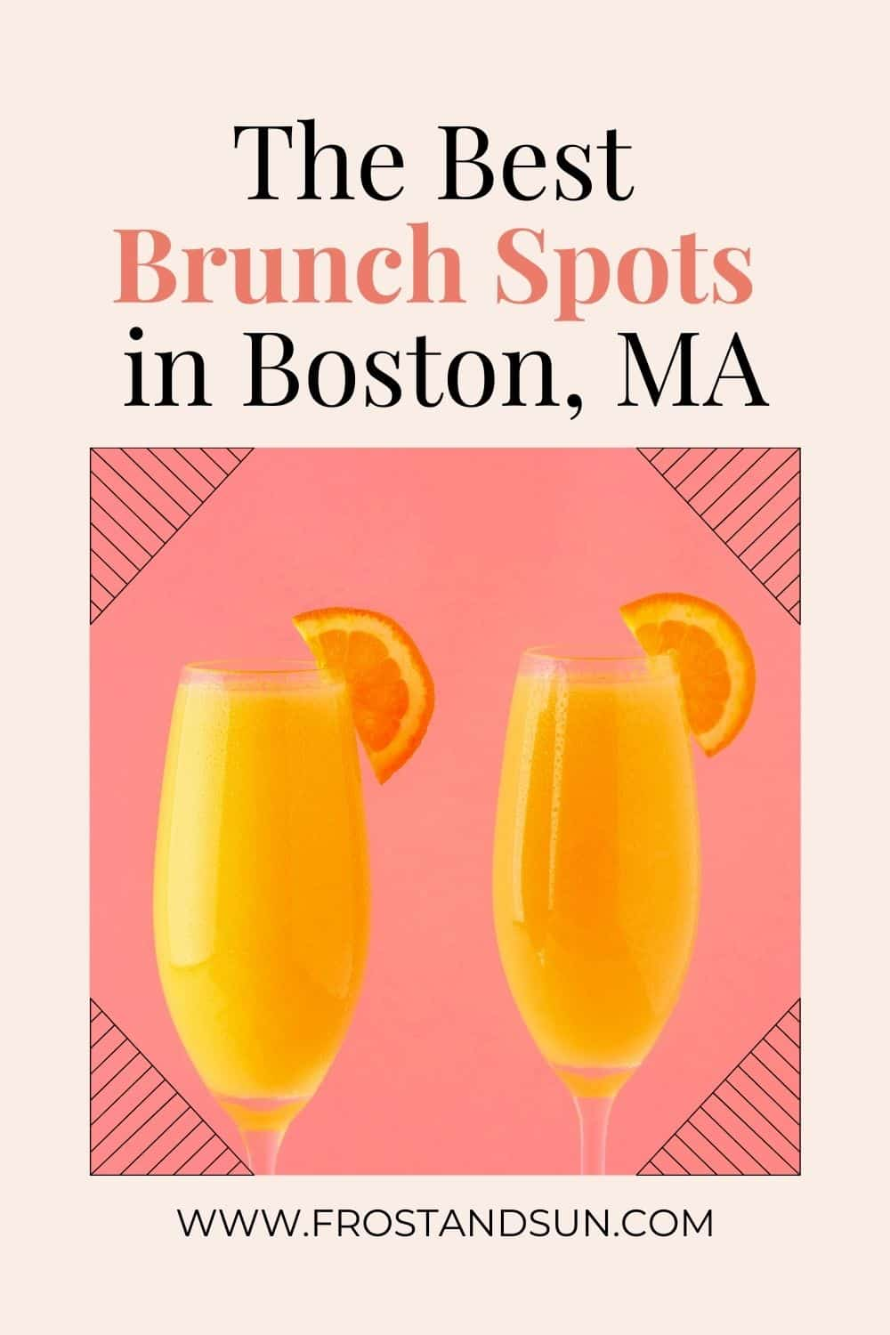 Best Brunch in Boston, MA: Recommendations from a Local