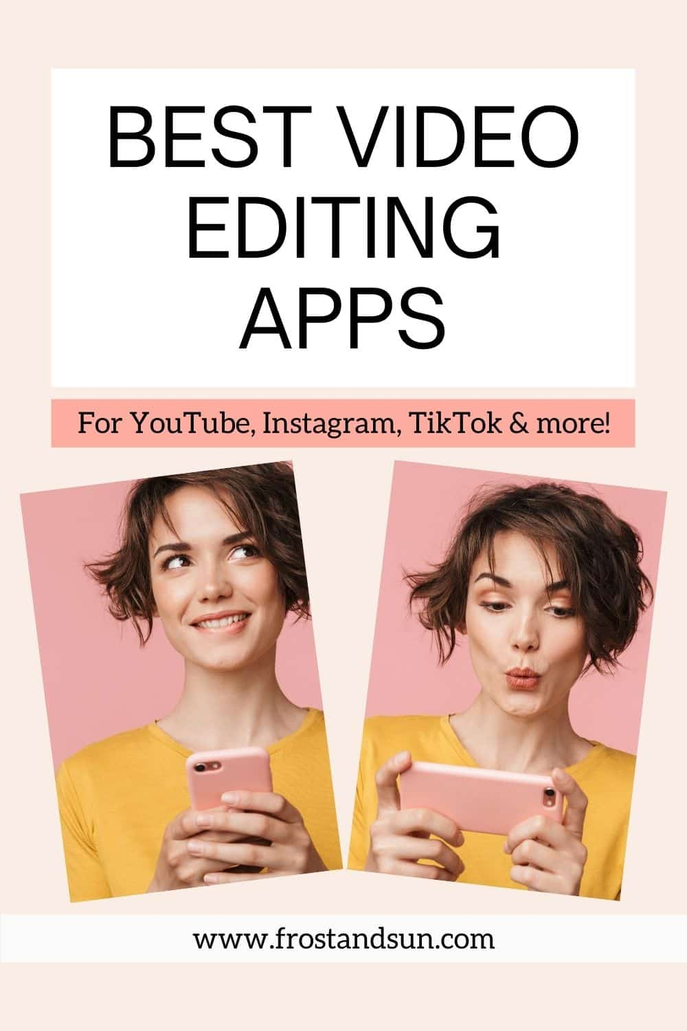 The Best Video Editing Apps for iOS & Android