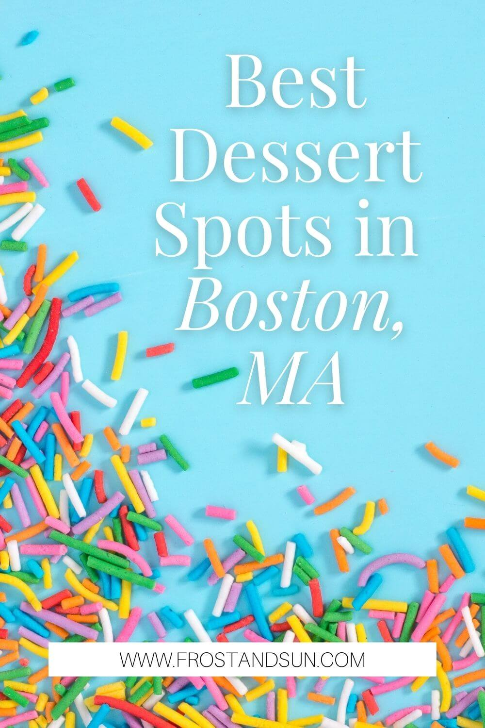 Dessert in Boston: 28 Places to Indulge Your Sweet Tooth