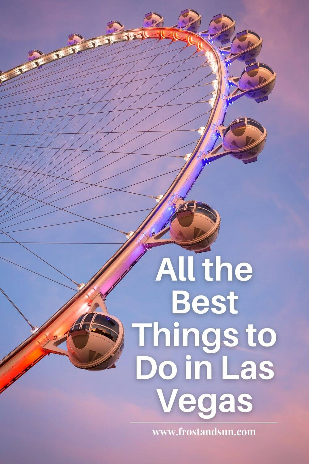 Cool Things to Do in Las Vegas, Nevada