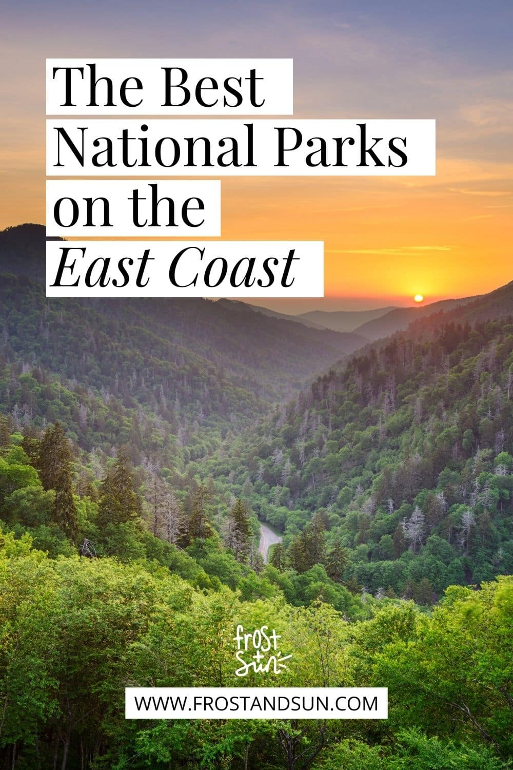 The Best National Parks on the East Coast USA