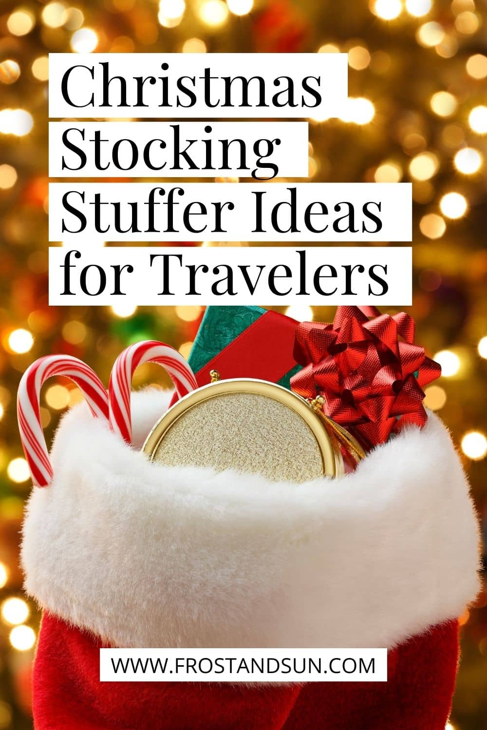The Best Stocking Stuffers for Travelers