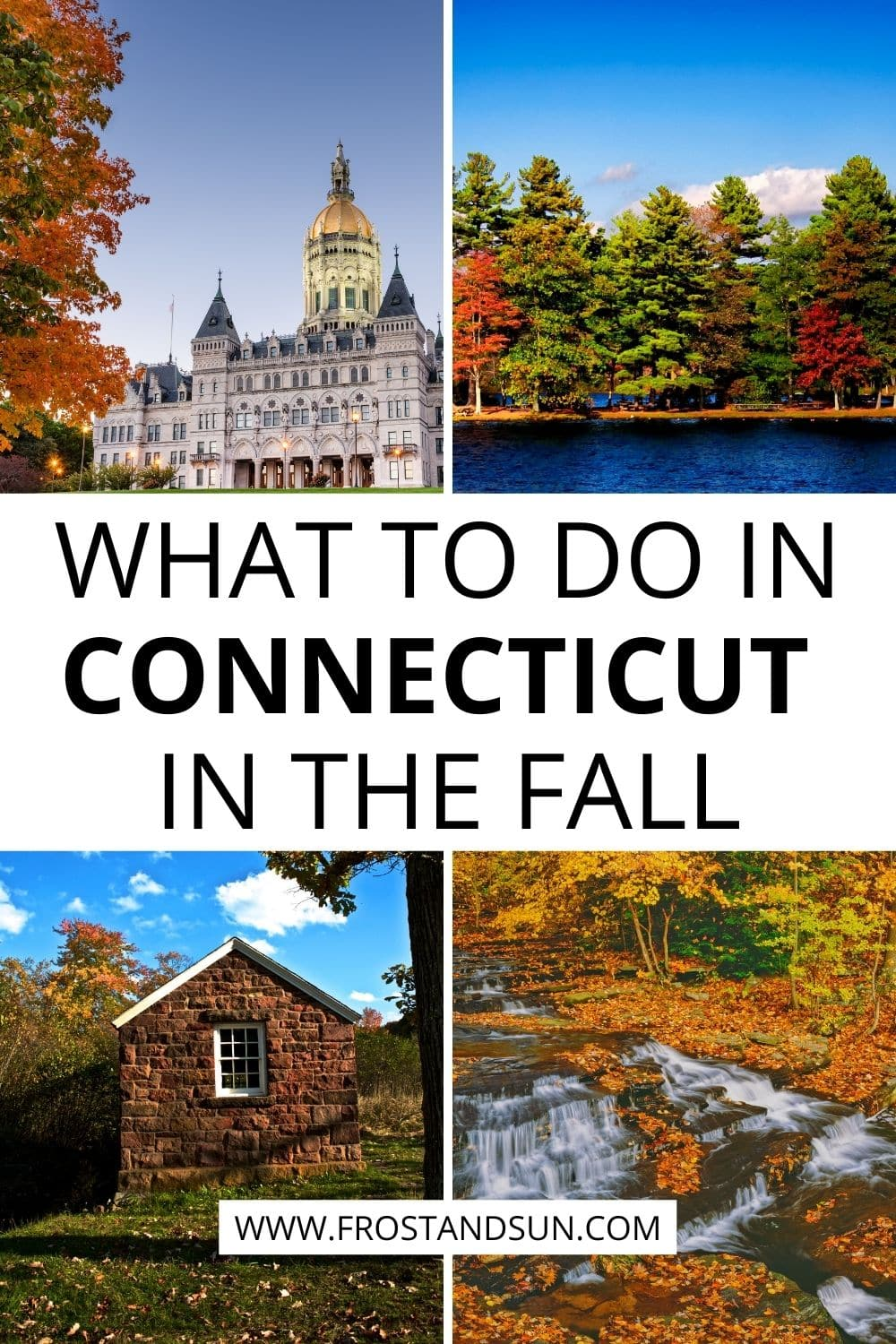 Connecticut in the Fall Travel Planning Guide