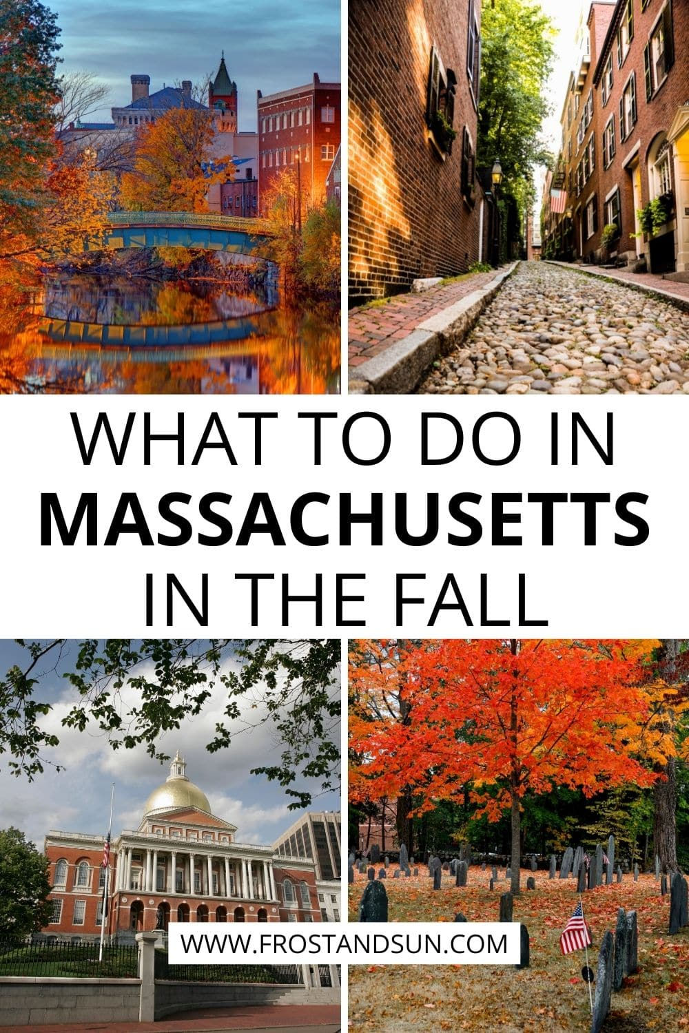 Massachusetts in the Fall Travel Planning Guide