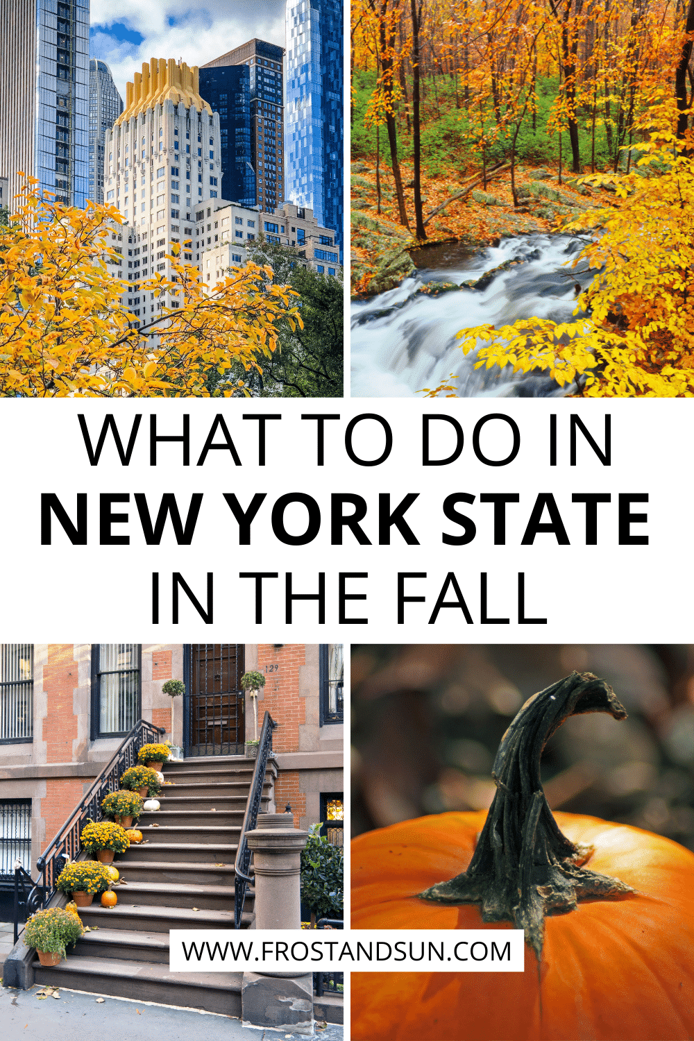 New York in the Fall: Best Things to Do