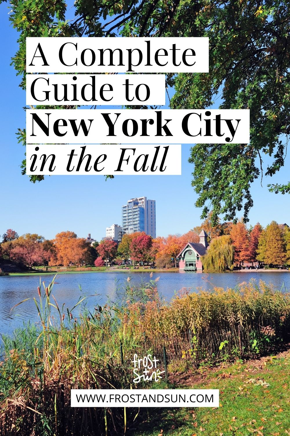 Fall in New York City: The Best Things to Do