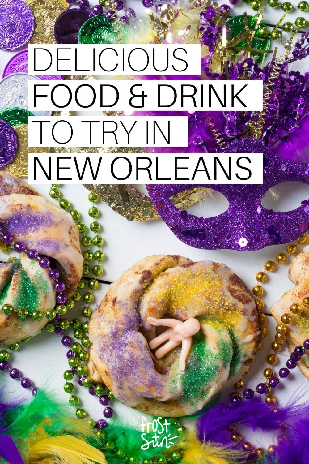 The Best Food in New Orleans (& Drinks too!)
